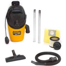 Shop-Vac® Back Pack Vacuums