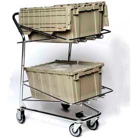 Tote Cart for Distribution Containers