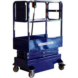 Ballymore Scissor Lifts