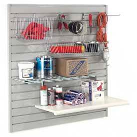 Slatwall Panels & Accessories