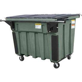 Otto Plastic Rear Load Dumpsters