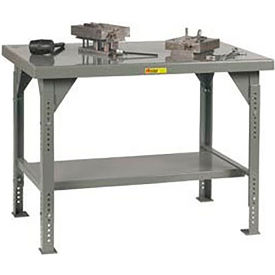 Adjustable Height Extra Heavy-Duty Workbench - 10,000-20,000LB. Capacity