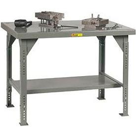 Adjustable Height Extra Heavy-Duty Workbench - 10,000-20,000LB. Capacity