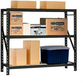 Heavy Duty Welded Storage Rack 77W x 24D x 72H