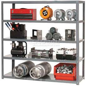 Heavy Duty Die Rack Shelving – Made in USA (3,000 Lbs. Shelf Capacity)