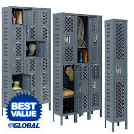Infinity™ Heavy Duty Ventilated Steel Lockers