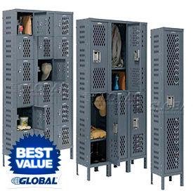 Infinity™ Heavy Duty Ventilated Steel Lockers