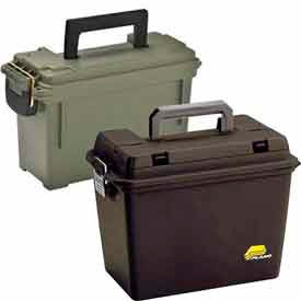 Plano Water Resistant Field Boxes and Storage Trunks