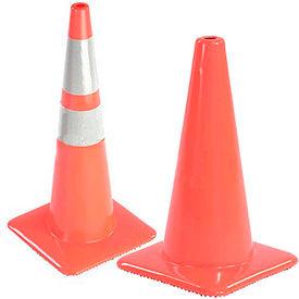 Reflective & Non-Reflective Traffic Cones