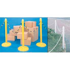 Global Industrial™ Indoor/Outdoor Plastic Pedestrian Control
