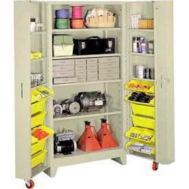 Tilt-Bin Cabinets