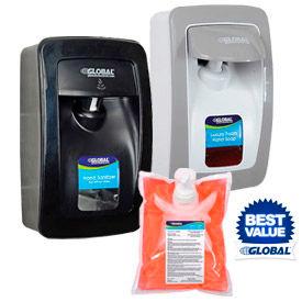 Global Industrial™ Hand Soap & Sanitizer Dispensers & Refills