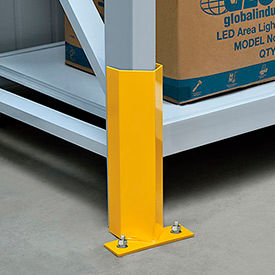 Global - Pallet Rack Frame Guards
