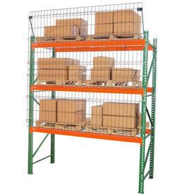 Husky Rack & Wire - Aisle Shields