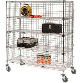 Nexel® Wire Stocking & Transport Trucks