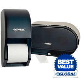 Global Industrial™ Toilet Tissue Dispensers