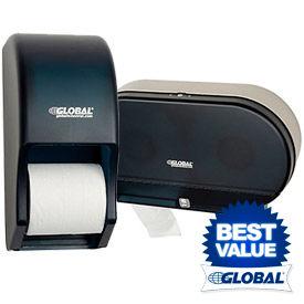 Global™ Toilet Tissue Dispensers