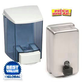 Manual Soap Dispensers