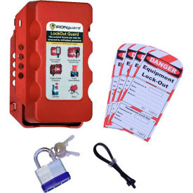 Ideal Warehouse Forklift Lock-Out Guard Kit
