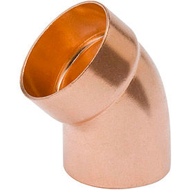 45 Degree Copper Elbow Fittings