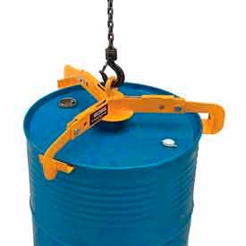 Hook Mount Drum Lifters & Lifting Hooks