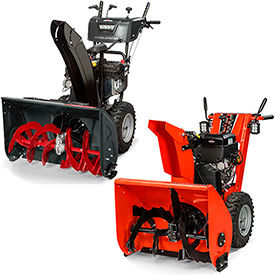 Briggs & Stratton Snow Throwers