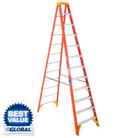 Werner® Fiberglass Step Ladders