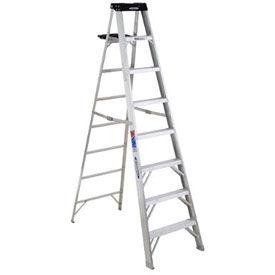 Werner® Aluminum Step Ladders