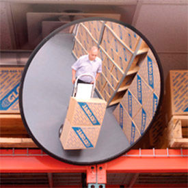 Wide Angle Convex Safety Mirror