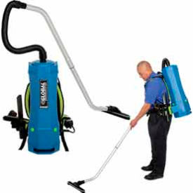 Global Industrial™ HEPA Backpack Vacuums