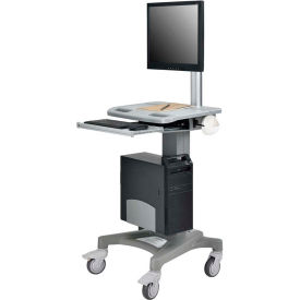 Mobile Stand-Up Computer & Desktop Workstations
