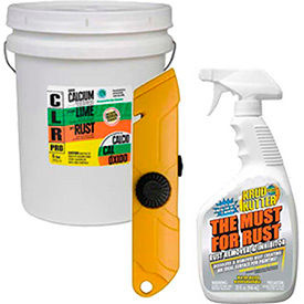 Rust Removers-Preventers & Corrosion Inhibitors