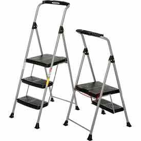 Werner® Steel Podium Step Stools