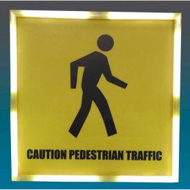High Visibility LED Warning Signs