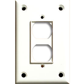 High Security Wall Plates
