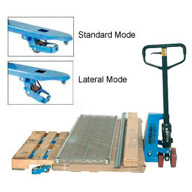 Dual Direction Pallet Jack Trucks