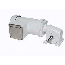 Leeson Right-Angle AC Washguard Gearmotors