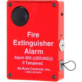 Se-Kure Fire Extinguisher Alarm