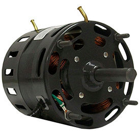 4.4 Inch Diameter OEM Replacement Fan & Blower Motors