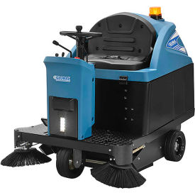 Global Industrial™ Auto Ride-On Floor Sweeper