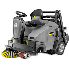 Karcher Ride-On Floor Sweepers