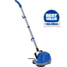 Global Industrial™ Mini Floor Scrubber