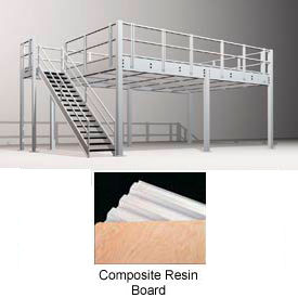 Cogan Pre-Engineered Mezzanine