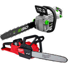 Cordless Electric Chain Saws