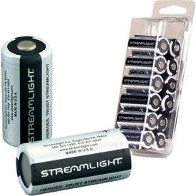 Streamlight® CR123A Batteries