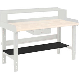 Global Industrial™ Workbench Lower Steel Shelves