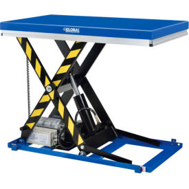 Medium Duty Powered Scissor Lift Tables - 2000 to 3000 Lb. Capacity