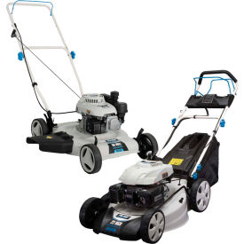 Gas Powered Push Lawn Mowers