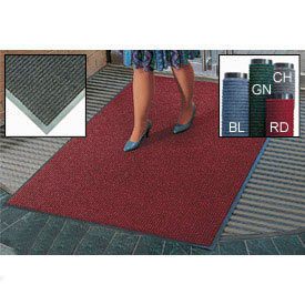 Ribbed Carpet Entrance Mats with Standard Border