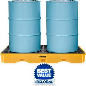 Drum Spill Containment Platforms